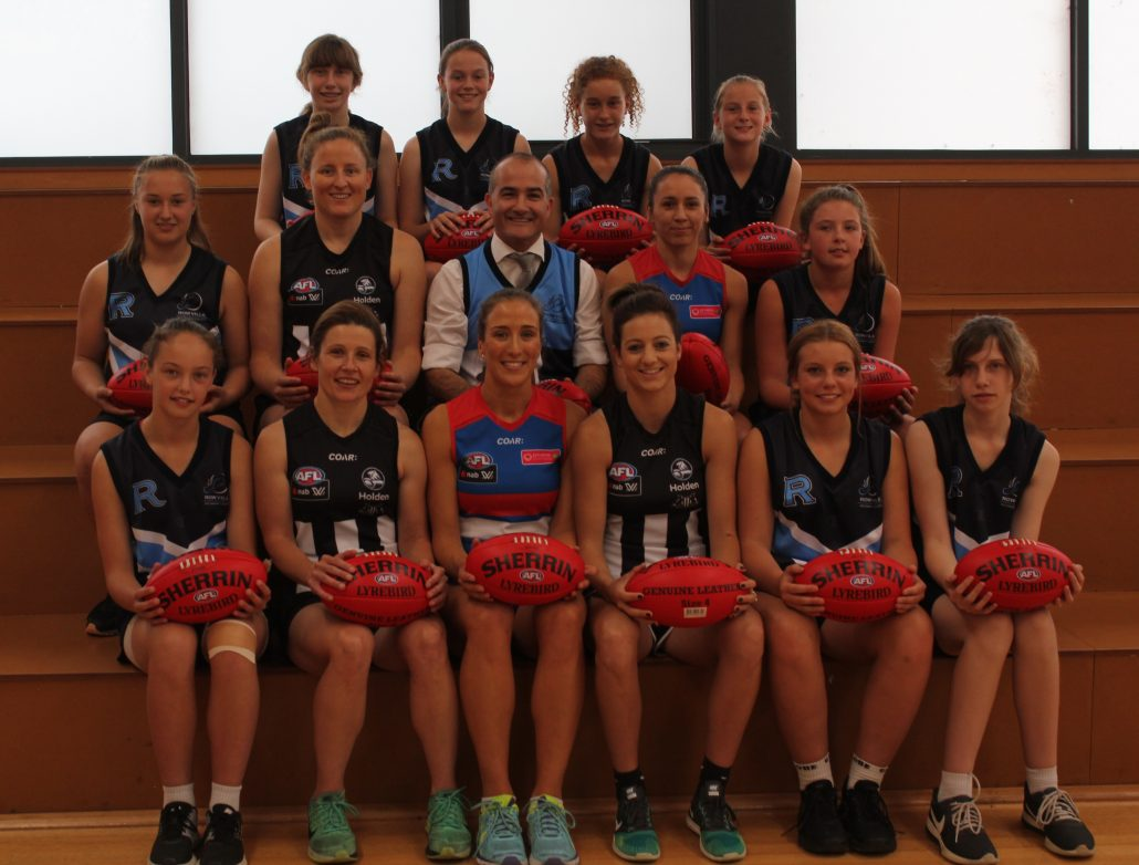 AFL girls academy